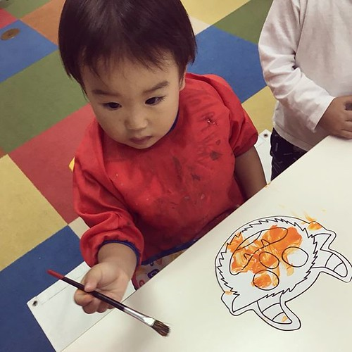 3 days until our Halloween Party! Are you ready? 👻🎃 #daycare #preschool #tokyo #halloween #craft #toddler #東京 #ハロウィン #かわいい #保育園