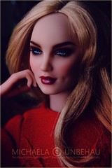 Rosalind (Michaela Unbehau Photography) Tags: majesty red queen rosalind durham kingdom doll monarchy event 2018 dress chaucer wig orbit michaela unbehau fashiondoll dolls toy toys photography