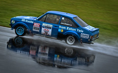 John Simpson in the Escort RS ... (569 Motorsports Media) Tags: rallyday