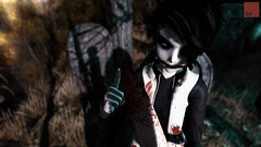 The beginning of evil . . . (RougeGhost) Tags: