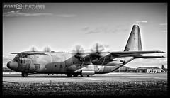 Lockheed C-130J C4 Hercules ZH868 '868' (Aviation-Pictures.co.uk) Tags: transport tanker heavy lift aircraft aviation pictures dan foster