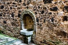 Font - Sant Feliu de Pallerols (rossendgricasas) Tags: font fuente water santfeliudepallerols catalonia street streetphotography noperson photo photoshop nikon tamron catalanrepublic photography photographer photoday