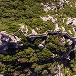 Bird´s-eye view of the Castelo Dos Mouros thumbnail