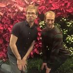 "David & good friend David <a style=""margin-left:10px; font-size:0.8em;"" href=""http://www.flickr.com/photos/124699639@N08/44898328704/"" target=""_blank"">@flickr</a>"