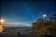 _DSC3323-copy-(kopia) (pettak) Tags: gotland night nikon natt milky way milkyway fårö fyr sunset