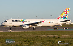 Gowair (Guilherme_Martinez) Tags: lisboa love me lisbon hobbie aircraft airbus airbuslovers planespotting passion portugal clouds cool summer sky sun sunset lovers like