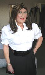 Collblaskrtclo-001 (fionaxxcd) Tags: crossdresser crossdressing m2f mtf transvestite trannie tranny ladyboy bust nipples rednails breast bangles