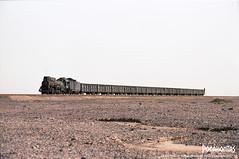 2017/10/4 JS8077 Sandaoling (Pocahontas®) Tags: kodak ektar100 kodakektar100 steam steamlocomotive steamloco steamengine steamtrain rail railroad railway sandaoling train locomotive loco coal mine coalmine js8077