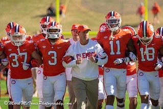 Clemson vs Louisville by Mark Mcinnis - 2018 Photos