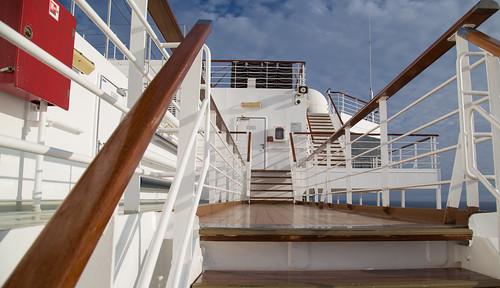 Decks and railing