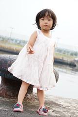 20181010/蕾蕾 (greeandreace0816) Tags: 攝影 駁二 港口 人像 小孩 孩子 port child kids photography portraitphotography portrait sonyalpha sony a5100 ilce5100