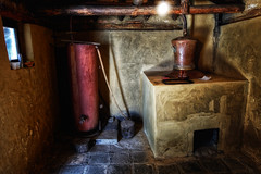 The Raki Distillery (Alfred Grupstra) Tags: old indoors dirty industry oldfashioned factory obsolete rusty dark metal antique ancient cultures nopeople equipment retrostyled abandoned cellar raki distillery
