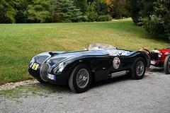 Jaguar C-Type recreation by Proteus (Maurizio Boi) Tags: jaguar ctype proteus pontedecimogiovi car auto voiture automobile coche old oldtimer classic vintage vecchio antique uk