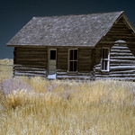 Abandoned Log House thumbnail