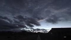 Darn Fog Sunrise_TL (northern_nights) Tags: sunrise dawn fog clouds stratus toweringcumulus sun vail arizona yi4kactioncam cloudscape skyscpe widefield timelapse