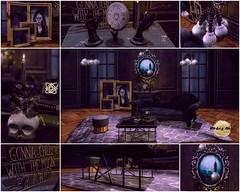 Darkness (mokatana.boa ©) Tags: home house room sl secondlife interiordesign furniture decor decoration mesh pixicat milkmotion theepiphany tlctheliaisoncollaborative etnia merak