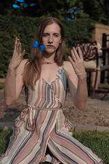 Dramatic (SeanLaine) Tags: sean laine photography ashley white ashes ashestv butterflys dramatic emotional emotive portrait outdoors moody mood somber