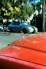 35mm (Cameron Oates [IG: ccameronoates]) Tags: 35mm film kodak ektar street photography mercedes benz