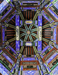 Ceiling Summer Palace Beijing China (Barbara Brundage) Tags: ceiling summer palace beijing china