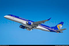 [LAX.2010] #Midwest.Airlines #YX #Embraer #ERJ190 #N171HQ #Republic.Airlines #awp (CHRISTELER / AeroWorldpictures Team) Tags: midwest airlines republic embraer erj190ar erj190100 igw cn 19000197 eng 2x ge cf3410e6 reg n171hq cab y99 history aircraft first flight test ptsgf built site sao jose dos campos sjk brazil delivered usairways us awe n964uw sold republicairlines yx rpa midwestairlines mep aeroméxicoconnect 5d sli xagar plane aircrafts airplane usa losangeles lax klax airport ca california nikon d80 raw nikkor 70300vr lightroom aeroworldpictures 2010 chr