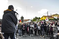 Marcha cívica ao Pazo de Meirás (Sergio Casal) Tags: seleccionar meirás pazodemeirás sada galicia franco antifascismo memoriahistórica devolución