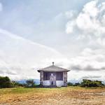 Neglected chapel at Alto de Montouzo thumbnail