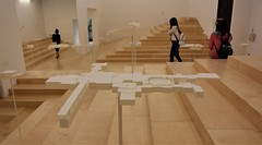 The School of Athens: Representing FreeSpace (rasolated) Tags: freespace bienal biennale venice heterotopia architecture representation exhibition abstract form scale simple model pavillion metu faculty building circulation