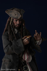 119 (SEANW5484) Tags: hot toys dx15 captain jack sparrow pirates caribbean dead men tell no tales