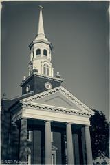 Seminary Chapel (KRHphotos) Tags: pennsylvania architecture columns church gettysburgnationalmilitarypark