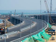 M1 20180413 97 (romananton) Tags: крымскиймост керченскиймост kerchstraitbridge crimeanbridge bridge мост стройка строительство крым construction constructing