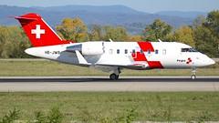 HB-JWB (Breitling Jet Team) Tags: hbjwb rega euroairport bsl mlh basel flughafen lfsb