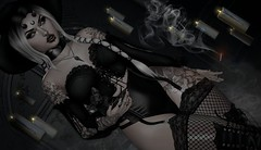 Witching Hour (Luηα Couηтeѕѕ) Tags: second life sl edit art blog fashion catwa hourglass slink amara beauty eclipse mila cureless studio exposure runaway varonis sayo nikotin addams mossu collabor88 the seasons story black bantam yummy maxi gossamer idtty body shop voluptasvirtualis meowandstuff empire plastik suicidal unborn