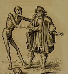 This image is taken from Page 33 of The dance of death at Basle (Medical Heritage Library, Inc.) Tags: dance death wellcomelibrary ukmhl medicalheritagelibrary europeanlibraries date1852 idb24857920