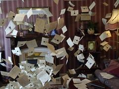 DSC00427 (RyanBInNature) Tags: dursleys harry potter jk rowling hogwarts acceptance letters school filmset design envelopes privet drive movies books magic witchcraft wizardry