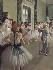 La Classe De Danse By Edgar Degas, Oil Painting (katalaynet) Tags: follow happy me fun photooftheday beautiful love friends