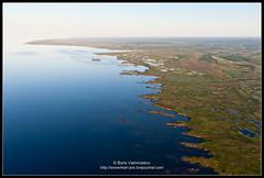 2018_июль_Поной_3_030 (Snowman_pro) Tags: flight kolapeninsula nord sea summer water вода кольскийполуостров лето море полёт сосновка белоеморе whitesea