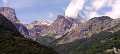 French Alps, (dickieb62) Tags: alps mountains scenery summer landscape panorama