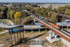 BNSF 6673 | GE ES44C4 | BNSF Frisco Bridge (M.J. Scanlon) Tags: bnsf6673 bnsffriscobridge bnsfthayersouthsubdivision business capture cargo commerce dji digital drone es44c4 engine freight ge haul horsepower image impression landscape locomotive logistics mjscanlon mjscanlonphotography mavik2 mavik2zoom memphis merchandise mojo move mover moving outdoor outdoors perspective photo photograph photographer photography picture quadcopter rail railfan railfanning railroad railroader railway scanlon steelwheels super tennessee track train trains transport transportation view wow ©mjscanlon ©mjscanlonphotography proctor arkansas unitedstates us friscobridge