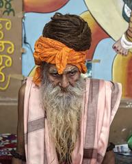 Varanasi39 (Juan Carlos Santamaría) Tags: india benares varanasi travel people ceremony hindi hindu sij