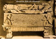 1930 Monumento a Paolo II 1471, di Mino da Fiesole e G. Dalmata, Museo Petriano (Roma ieri, Roma oggi: Raccolta Foto de Alvariis) Tags: 1930 raccoltafotodealvariis fotodanonimo cittàdelvaticano museivaticani museolaterano museopetriano 1930monumentoapaoloii1471diminodafiesoleegdalmatamuseopetriano basilicadisanjpietro sanpietro rioneborgo roma rome lazio italy piazza di san pietro