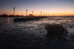 彰濱 (Cheng Yang, Chen) Tags: sunset taiwan seascaspe lowkey