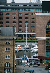 Glimpse (Мaistora) Tags: buildings architecture city urban office business residential industrial mixed repurposed converted refurbished new development docklands stcatharinesdock tower towerbridge towerhill thames marina boats yachts upmarket luxury entertainment leisure pleasure lifestyle life travel holidays adventure fun london england britain uk sony alpha ilce a6000 selp18105g lightroom