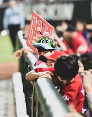 EYES WIDE OPEN (Sign-Z) Tags: nikon d4s 70200mmf28gvr carp baseball eye hiroshima 広島 広島東洋カープ 目 野球