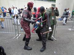 NYCC 2018 10-6-18 (24) (Comic Con Culture) Tags: nycc nycc2018 newyorkcomiccon newyorkcomiccon2018 javitscenter nyc comiccon cosplay daredevil marvel