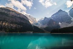 Moraine Lake (sbuckinghamnj) Tags: morainelake alberta canada landscape