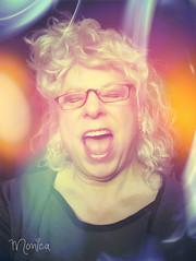 Rebel Yell (Monica E Lopez) Tags: androgyny androgynous sissy tg ts tv tgirl trans transexual transgender transsexual transvestite genderbender gurl m2f mtf feminization crossdress crossdresser femme feminine feminized hrt hormones passable colors yell glasses lips