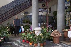 Mercado Lavradores 1 (haxman82) Tags: madeira isla portugal mercado lavradores funchal verduras plantas azulejos abuela bascula