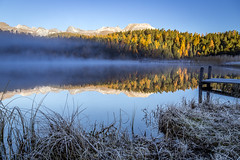 Lej da Staz (benedikt.t) Tags: landscape engadin lake mirror