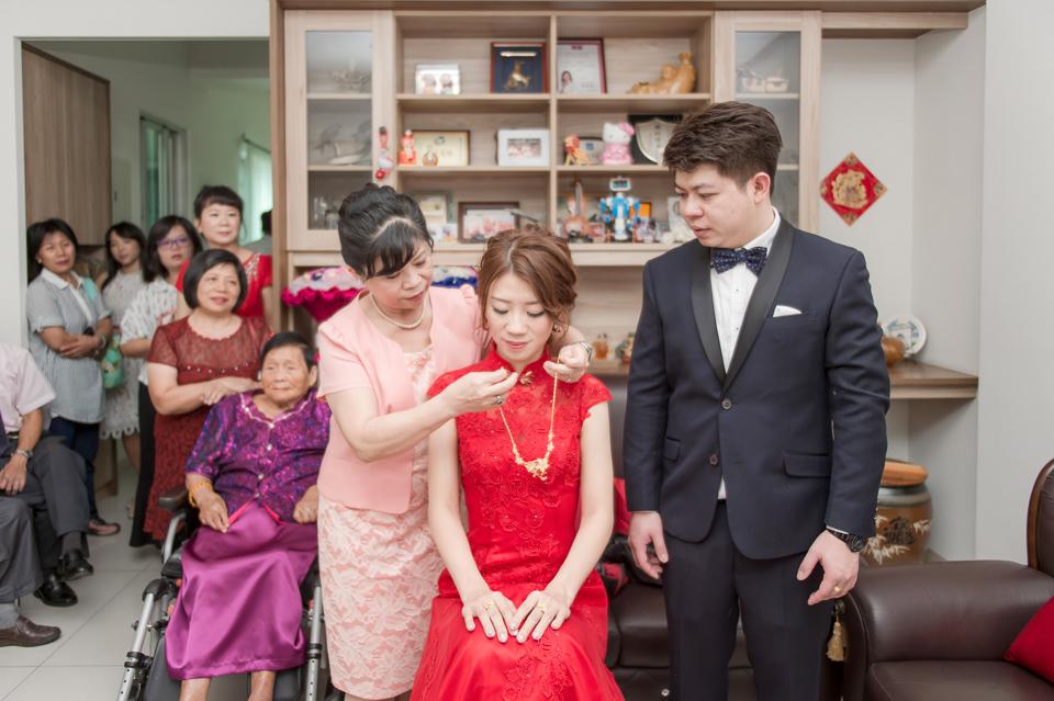 台南婚攝 海中寶料理餐廳 滿滿祝福的婚禮紀錄 W & H 059