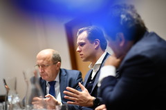 EPP Helsinki Congress in Finland, 7-8 November 2018 (More pictures and videos: connect@epp.eu) Tags: epp helsinki congress european people party finland november 2018 gabrielius landsbergis opposition leader lithuania tslkd